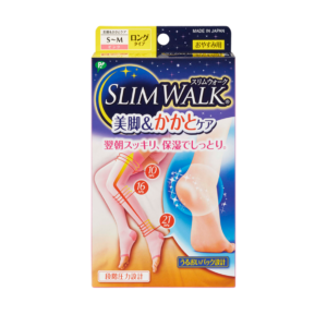 Slimwalk Compression Socks with Moist Sheet (Pink, above knee S/M)